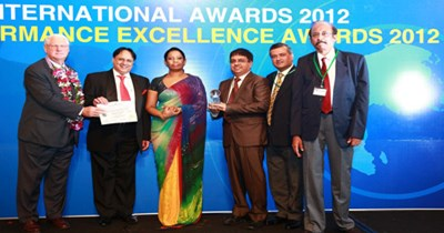 Asia's Global Performance Excellence Awards (2012) by APQO for Education won by all 3 GIIS campuses in Singapore - Again