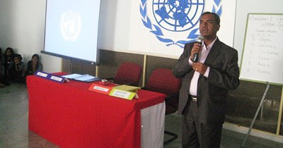 GIIS Model United Nations Conference on 24th Oct 2011