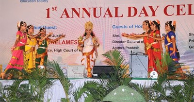 1st Annual Day Celebration at GIIS Uppal Hyderabad Campus