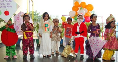 Fancy Dress Galore at GIIS Uppal- Hyderabad Campus on 26th February, 2011