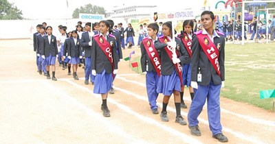 Investiture Ceremony 2010 at GIIS Uppal Hyderabad Campus
