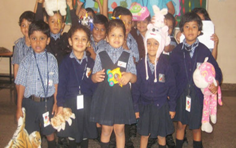 Show and Tell at GIIS Uppal Campus encourages creativity in young students