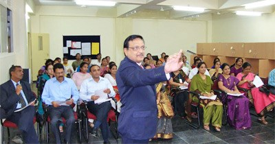Faculty Development Programme10 at GIIS Uppal Hyderabad Campus
