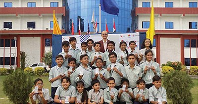 Second  Inter GIIS Chess Championship 2014 15