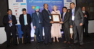GIIS wins Golden Peacock Innovation Management Award by IOD