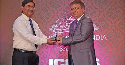 GIIS honoured with 'ICONS of NOIDA' award by The Times of India