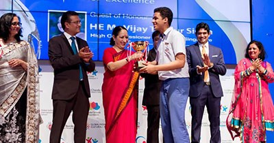 Global School Awards for Excellence 2014 bestows honour for GIIS@aps@ students and staff members