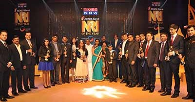 Recognising Global Indians worldwide, GIIS partners Times Now for 'NRI of the Year' award