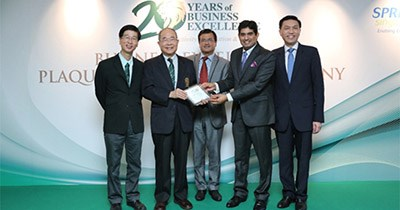 GIIS Singapore recognized with the Singapore Quality Class Star (SQC Star)