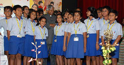 GIIS mourns the loss of former President of India, Dr Abdul Kalam