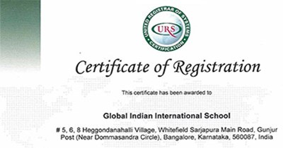 GIIS Bangalore striving towards education excellence