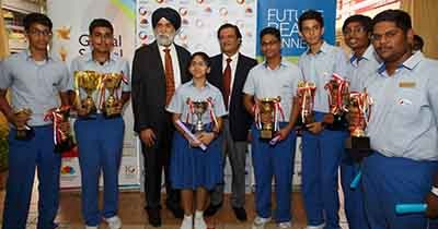 GIIS staff and students lauded for achievements at Global School Awards