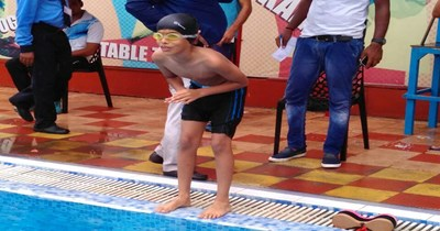 GIIS Noida Swimmers Perform Wonders at Inter-School Swimming Competition