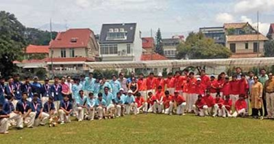 GIIS Global Twenty/20 Cricket Tournament; A Memorable Experience