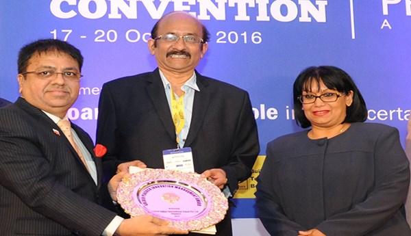 GIIS wins Prestigious Golden Peacock Award for Innovation Management 2016 by the Institute of Directors (IOD) India