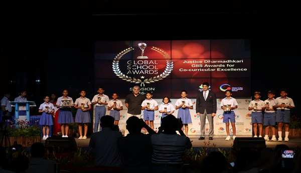 GIIS award students for academic and co-curricular excellence