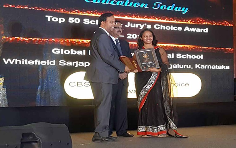 6 Academically Acclaimed Awards for GIIS Whitefield, Bangalore