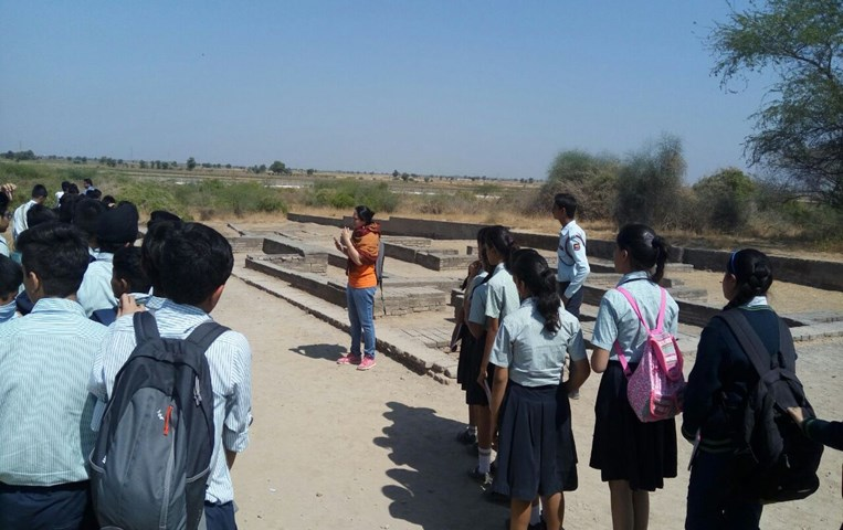 Ancient ruins of Lothal scream for attention: GIIS Ahmedabad