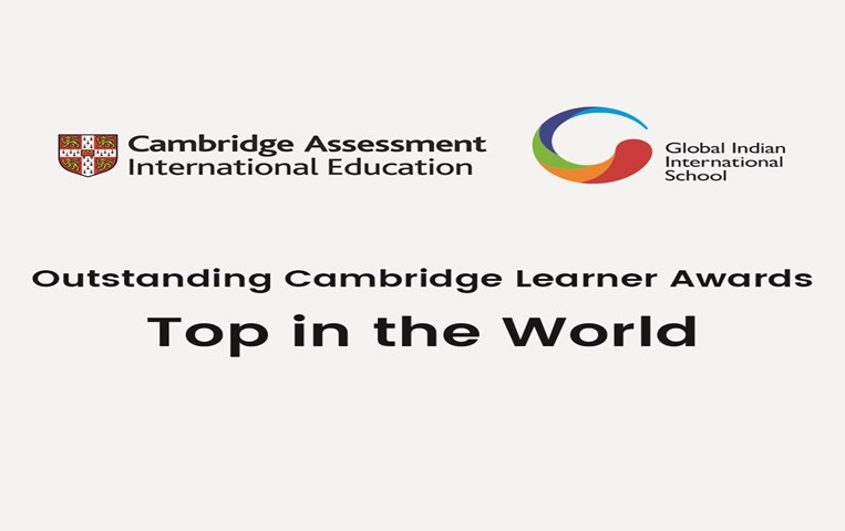 Students from GIIS Singapore achieve top results in Outstanding Cambridge Learner Awards
