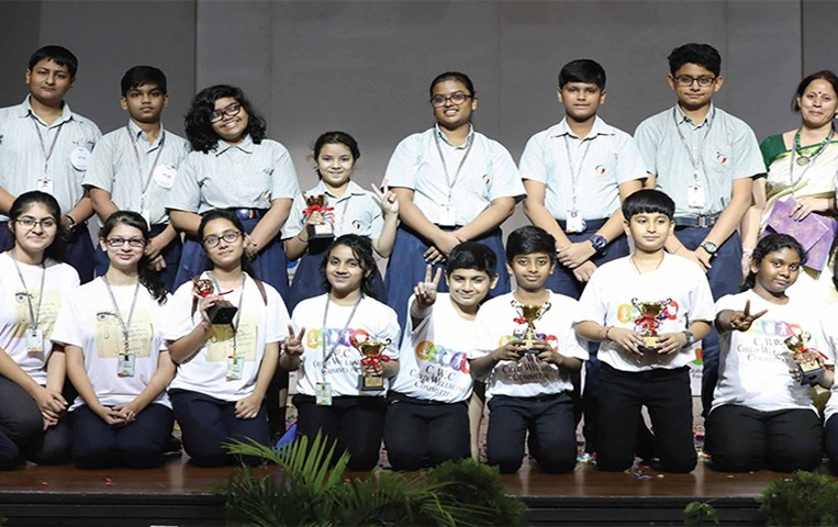 India campuses bag laurels at the RWCC- 2017 finals held at GIIS East Coast campus, Singapore