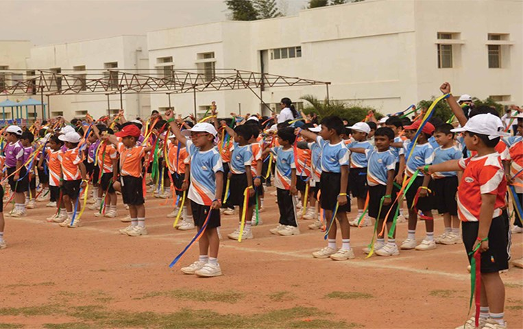 GIIS Bangalore concludes 5th Annual Sports Meet for Primary and Secondary students