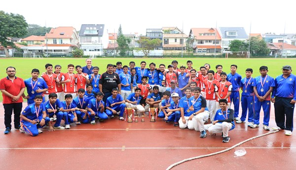 It's a hat trick! GIIS East Coast retains T20 championship for 3rd straight year