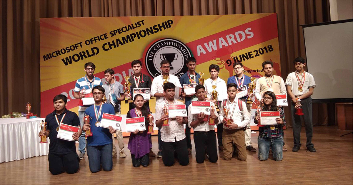 Shreyas Mirchandani Bags Third Place In The Microsofts All India