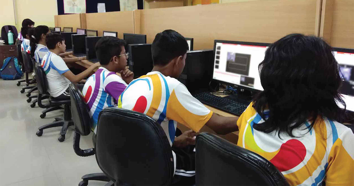 Students Clear Compudon Championship And Become Microsoft Office