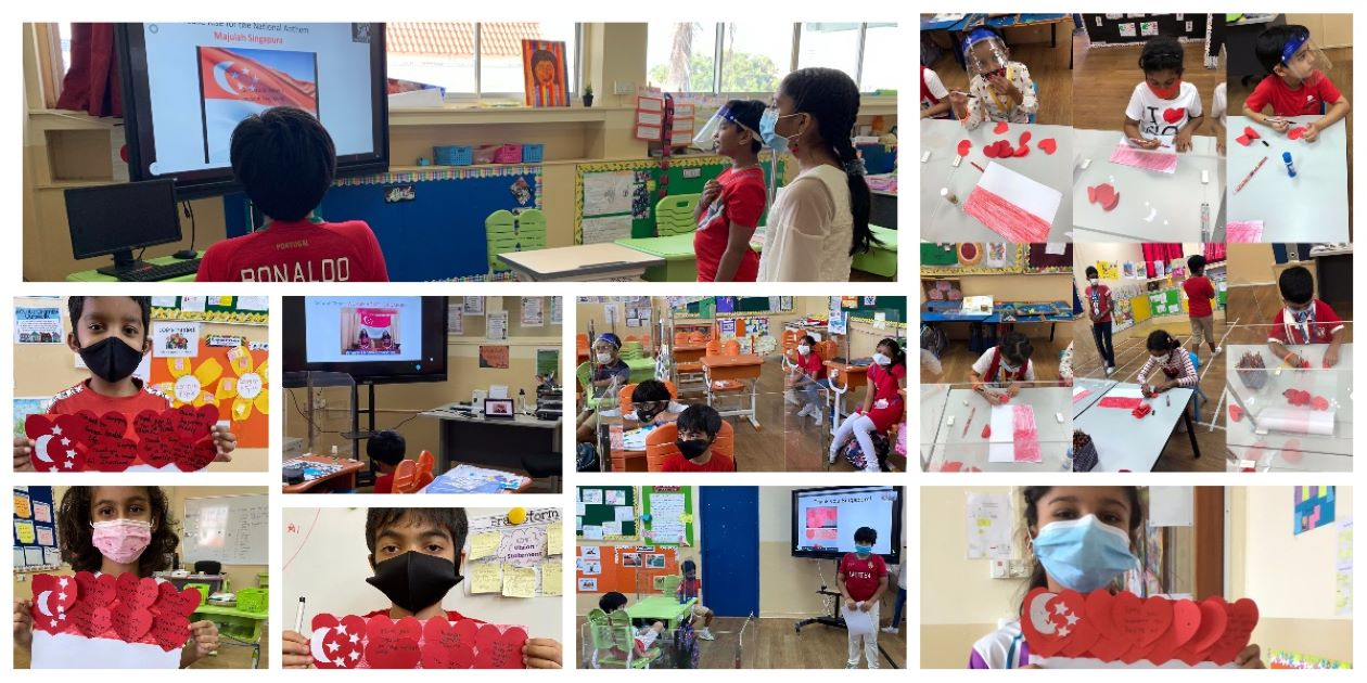 A Step Towards Becoming an Internationally Minded PYP Community by Celebrating our Host Country's National Day