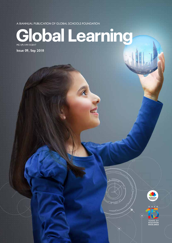 Global Learning Magazine (Sept 2018)