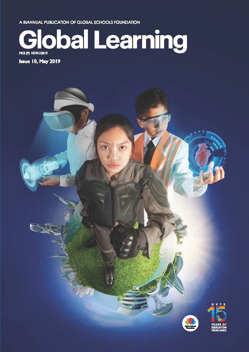 Global Learning magazine (May 2019)