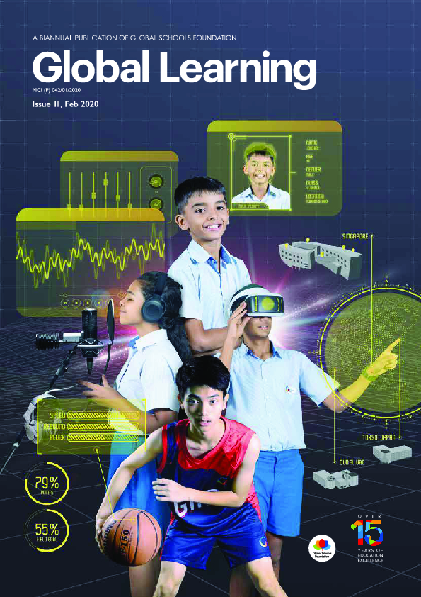 Global Learning magazine (Feb 2020)