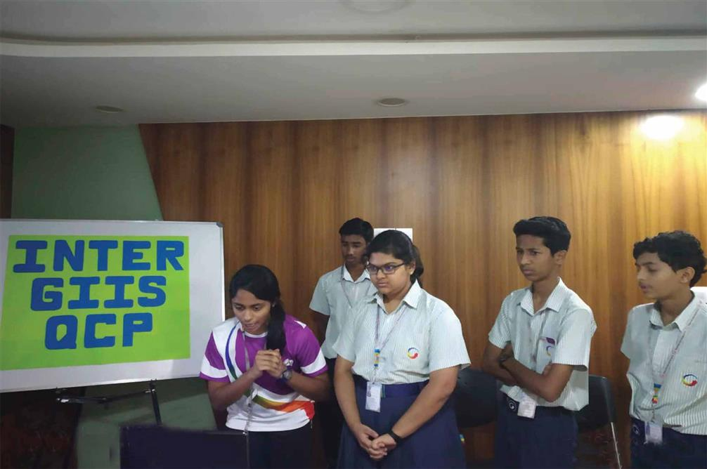 Quality Circle Presentation (QCP) for GIIS India campuses