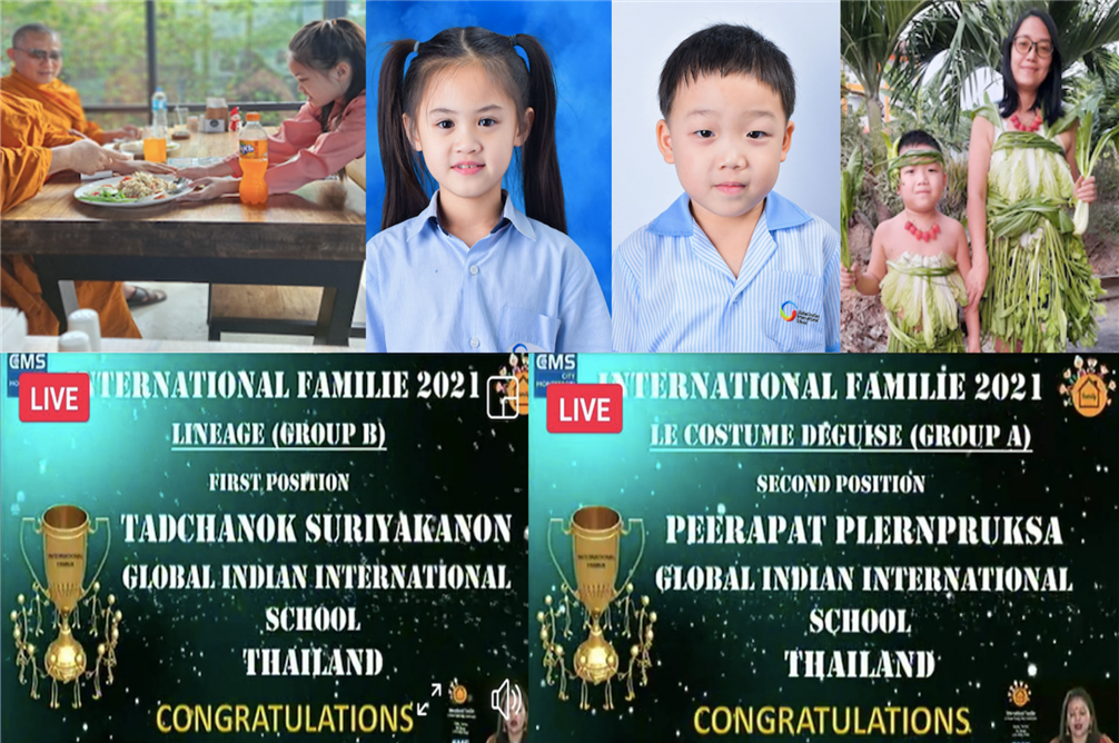 GIIS Thailand messiahs' victory at The International Familie 2021