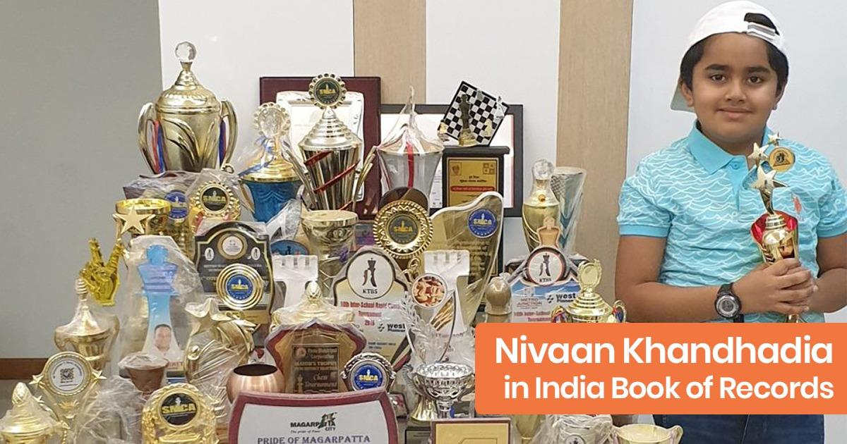 Nivaan in India Book of Records