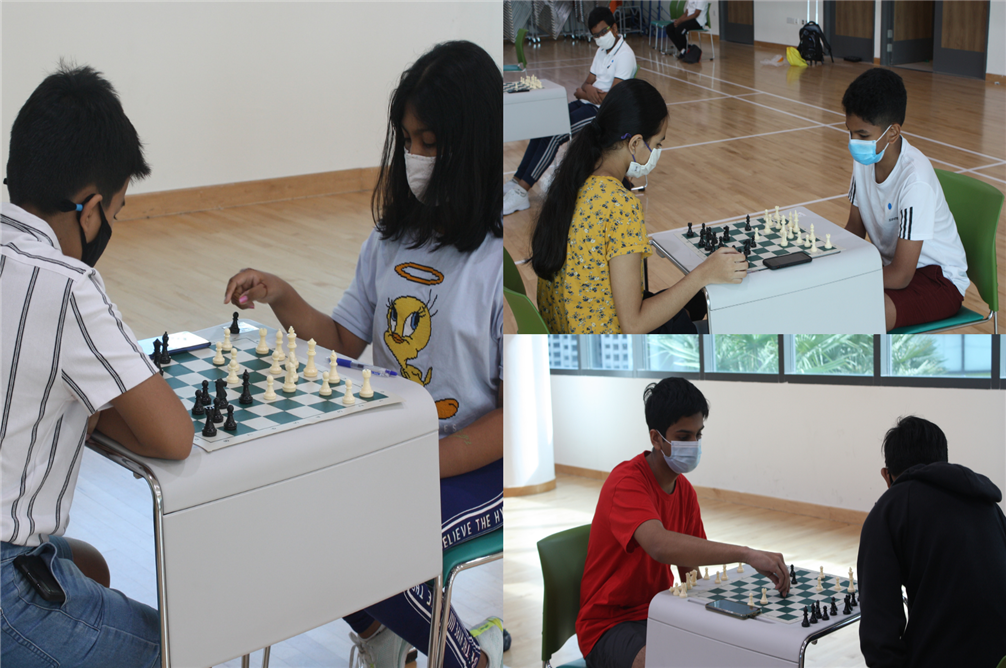 SMART Campus holds GIIS Chess Open 2021