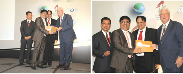 APQO Global Performance Excellence Award 2011
